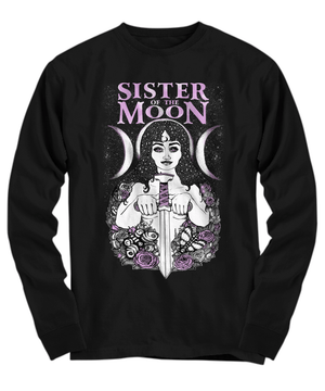 Sister Of The Moon - Long Sleeve