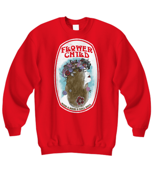 Flower child - Hoodie/Sweatshirt - Spirit Nest