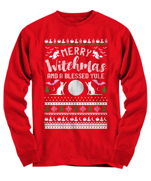 Merry Witchmas long sleeve
