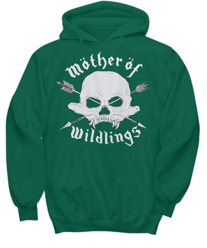 Mother of wildlings long sleeve