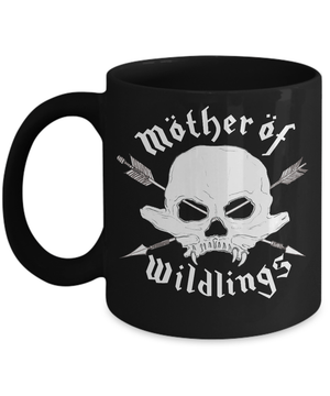 Mother of wildlings mug