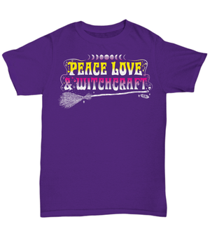 Peace, love & witchcraft