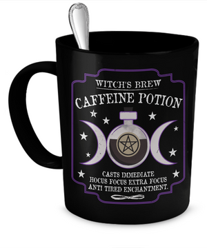 Caffeine potion - Spirit Nest