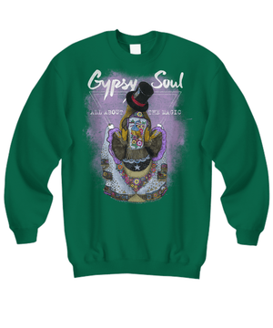 Gypsy soul long sleeve