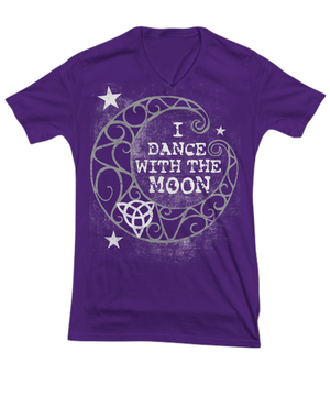 I dance with the moon