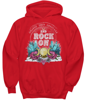 Rock on long sleeve