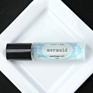 Mermaid Vegan Perfume Oil