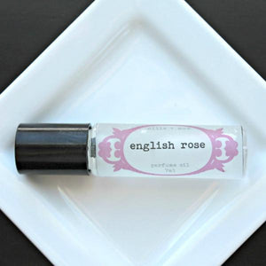 English Rose Vegan Perfume Oil