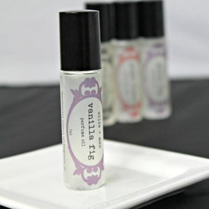 Vanilla Fig Vegan Perfume Oil