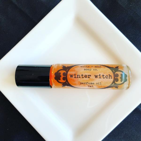 Winter Witch Vegan Perfume Oil