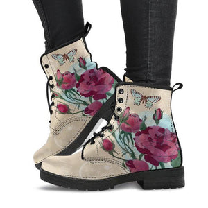 English Roses - Vegan Boots