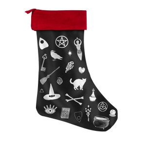 Pagan Christmas Stocking