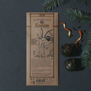 All-Natural Incense: Krampus