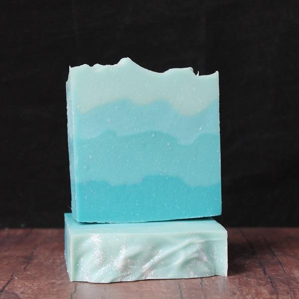 Mermaid Vegan Soap
