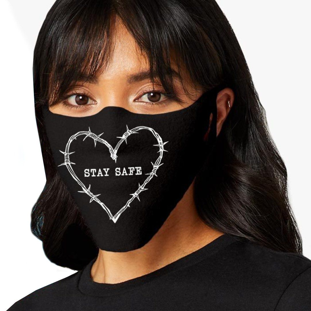 Stay Safe - Face Mask