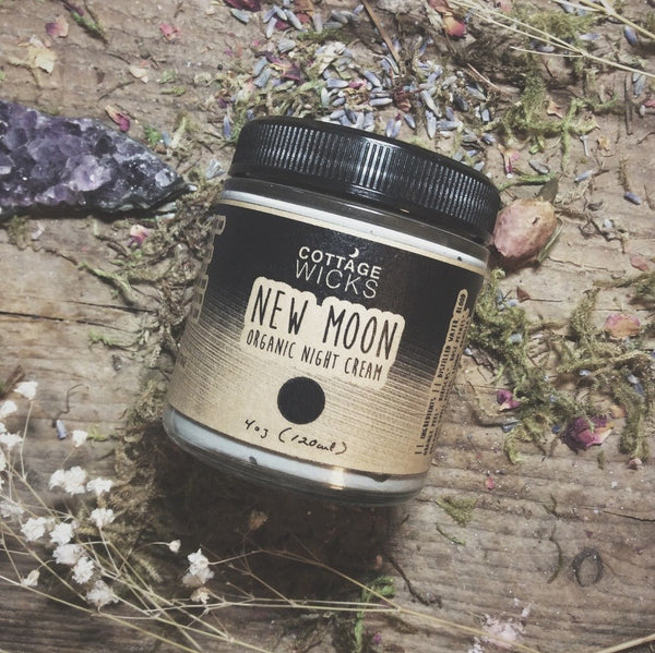 New moon - Night cream
