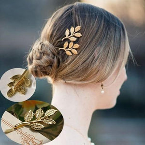 Greek Goddess Hair Clips