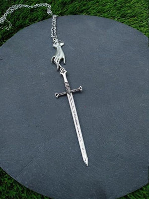 Tarot Sword Necklace