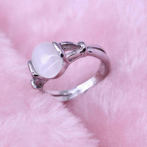 Bella Moonstone Ring