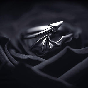 Dragon's Wing Open Ring