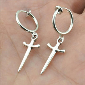 Dagger Drop Earrings