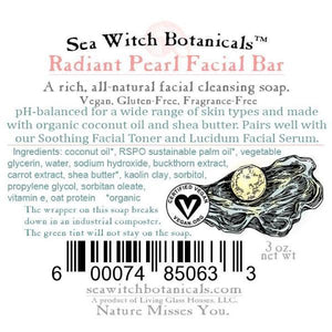 Radiant Pearl Facial Bar