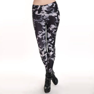 The black crows leggings