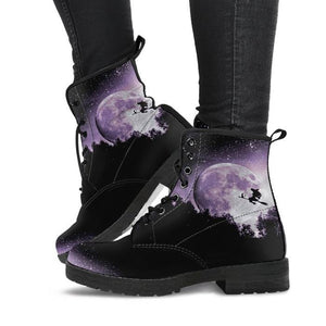 Full Moon Ride - Vegan Boots.
