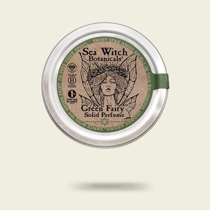 Solid Perfume: Green Fairy