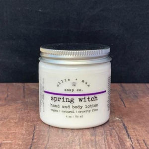 Spring Witch Vegan Body Lotion