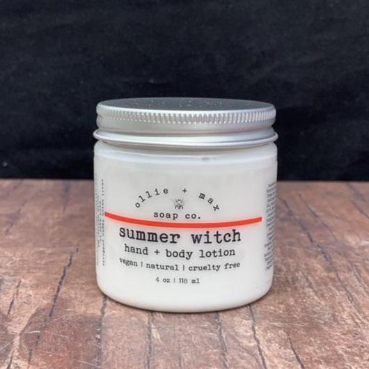 Summer Witch Vegan Body Lotion