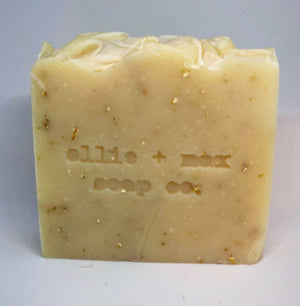 Lavender Oatmeal Vegan Soap