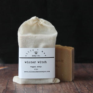 Winter Witch Vegan Soap