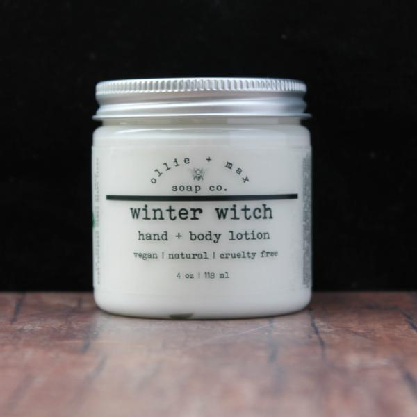 Winter Witch Vegan Body Lotion