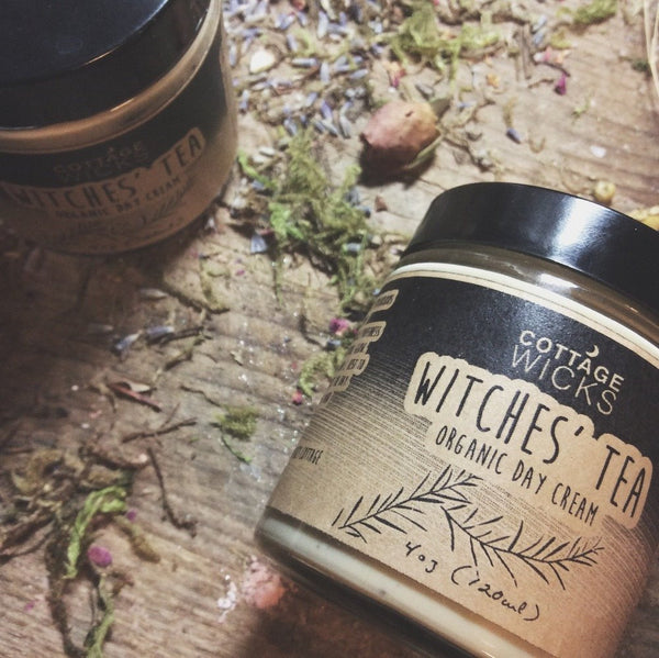 Witches' Tea - Organic day cream