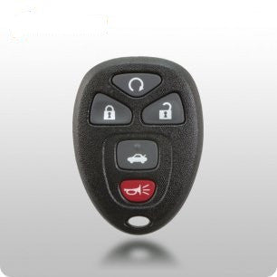 GM Chevrolet Buick Saturn TYPE-2 5 Btn Remote SHELL - ZIPPY LOCKSHOP