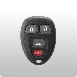 GM 2007-2013 4-Button Remote w/ Trunk (OUC60270 OUC60221) - ZIPPY LOCKSHOP