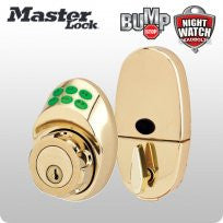 Electronic Keypad Deadbolt - KW1/SC1 KEYWAY - Master Lock - ZIPPY LOCKSHOP
