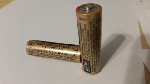 AA Battery 1.5 Volt - ZIPPY LOCKSHOP