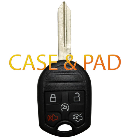 2011 - 2014 Ford Remote Shell and Pad - ZIPPY LOCKSHOP
