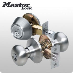 Grade 3 Keyed Entry Combo Pack-Master Lock - ZIPPY LOCKSHOP