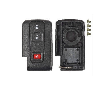 2004 - 2009 Toyota Prius 3 button Smart Key Shell