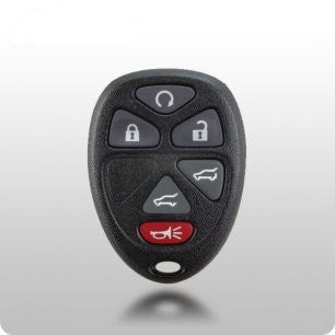 GM 2007-2013 6-Button Remote (OUC60270 OUC60221) - ZIPPY LOCKSHOP