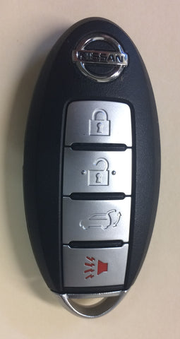2009-2014 Nissan Murano Proximty Remote - ZIPPY LOCKSHOP