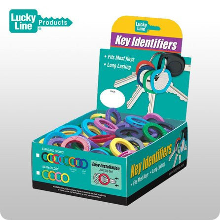 Key Identifiers - MEDIUM - Lucky Line - ZIPPY LOCKSHOP