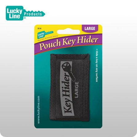 Pouch Key Hider - LARGE - ZIPPY LOCKSHOP