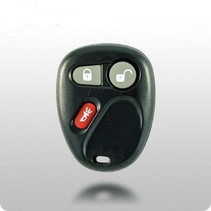 GM TYPE-1 3-Button Remote SHELL - ZIPPY LOCKSHOP