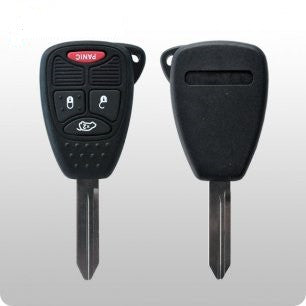 Chrysler / Dodge 4-Button Remote Head Key (FCC: OHT692427AA, KOBDT04A) #1B - ZIPPY LOCKSHOP