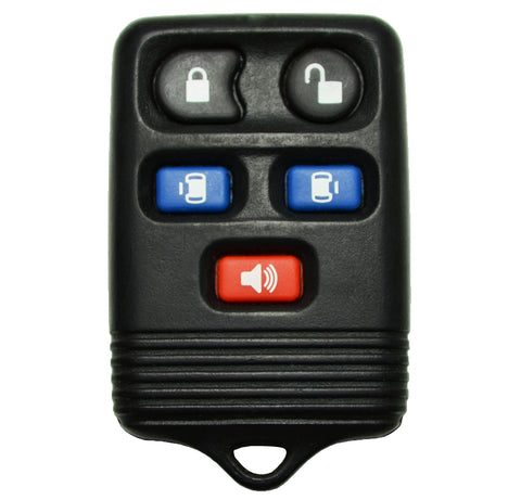 5 Btn Remote Ford CWTWB1U511 - ZIPPY LOCKSHOP