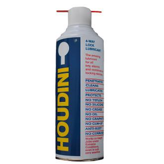 Houdini 4-Way Lock Lubricant and Cleaner - ZIPPY LOCKSHOP